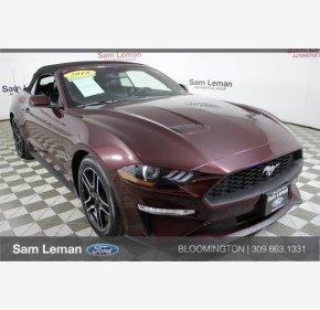 2018 Ford Mustang for sale 101096924