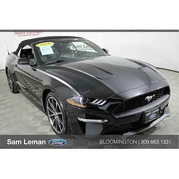 2018 Ford Mustang for sale 101096925
