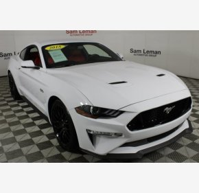 2018 Ford Mustang GT Coupe for sale 101100588
