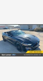 2018 Ford Mustang GT Convertible for sale 101110068