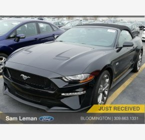 2018 Ford Mustang GT Convertible for sale 101113090