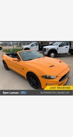 2018 Ford Mustang GT Convertible for sale 101121022
