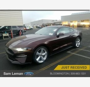 2018 Ford Mustang Coupe for sale 101126728