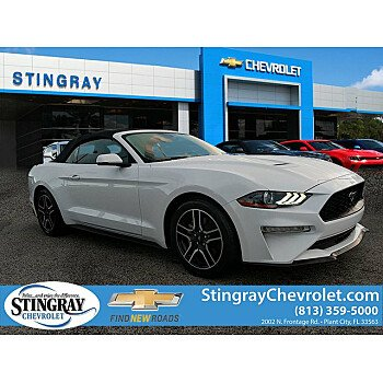 2018 Ford Mustang for sale 101209305