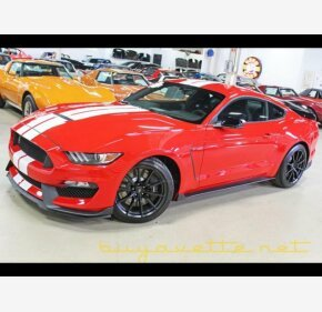 2018 Ford Mustang Shelby GT350 Coupe for sale 101217608