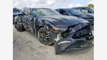 2018 Ford Mustang for sale 101220310