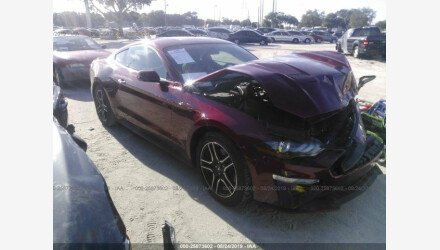 2018 Ford Mustang Coupe for sale 101221639