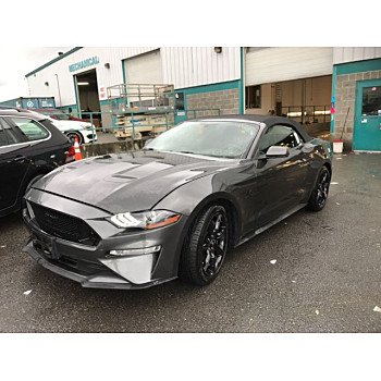 2018 Ford Mustang GT Convertible for sale 101225652