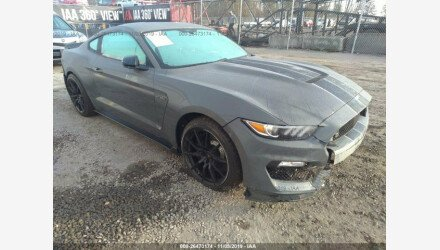 2018 Ford Mustang Shelby GT350 Coupe for sale 101236466