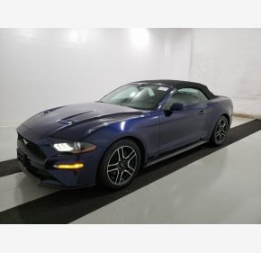2018 Ford Mustang for sale 101249250
