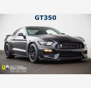 2018 Ford Mustang Shelby GT350 Coupe for sale 101255268