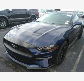 2018 Ford Mustang Coupe for sale 101256061