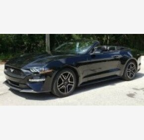 2018 Ford Mustang for sale 101261295