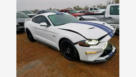 2018 Ford Mustang GT Coupe for sale 101268736
