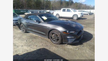 2018 Ford Mustang for sale 101294556