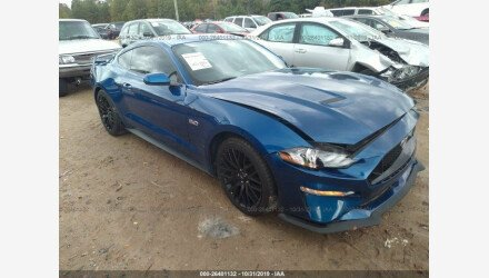 2018 Ford Mustang GT Coupe for sale 101298203