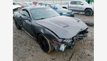 2018 Ford Mustang GT Coupe for sale 101307032