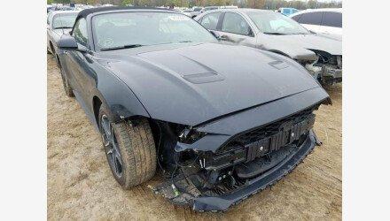 2018 Ford Mustang for sale 101329368