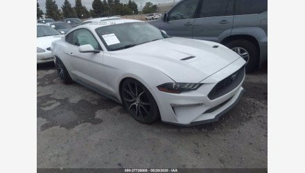 2018 Ford Mustang Coupe for sale 101340410
