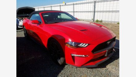 2018 Ford Mustang for sale 101345030