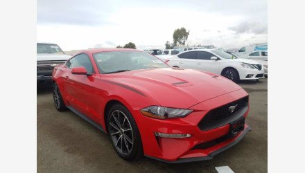 2018 Ford Mustang Coupe for sale 101345139
