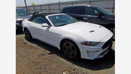 2018 Ford Mustang for sale 101354940