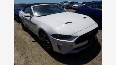 2018 Ford Mustang for sale 101360651