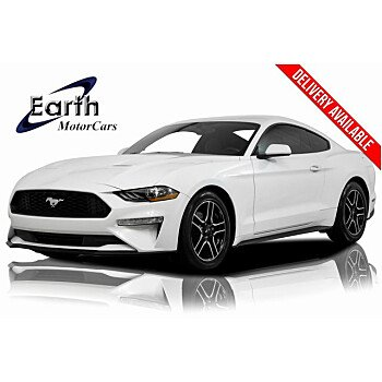 2018 Ford Mustang for sale 101377781