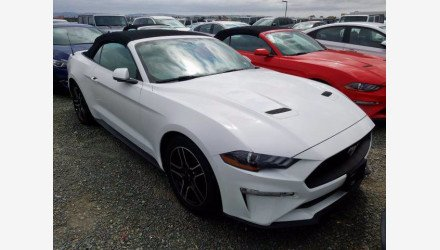 2018 Ford Mustang for sale 101383539