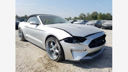 2018 Ford Mustang for sale 101408213