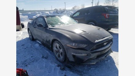 2018 Ford Mustang Coupe for sale 101485680