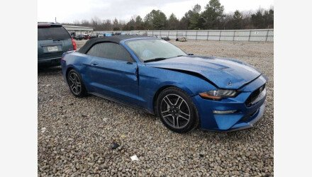 2018 Ford Mustang for sale 101488977
