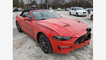 2018 Ford Mustang for sale 101489052