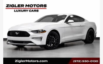 2018 Ford Mustang for sale 101498860