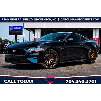 2018 Ford Mustang for sale 101558844