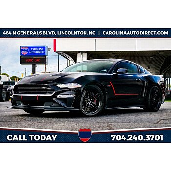 2018 Ford Mustang for sale 101621973