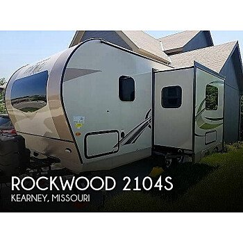 2018 Forest River Rockwood for sale 300232715
