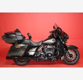 2018 Harley-Davidson CVO Limited for sale 200725119