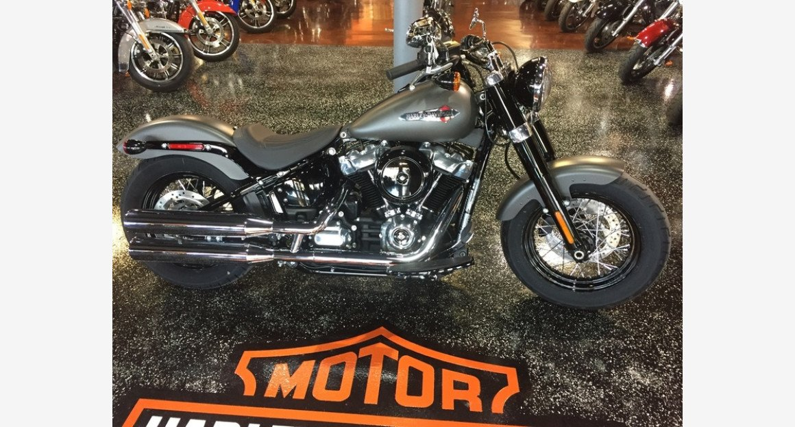 2018 Harley-Davidson Softail for sale 200494915