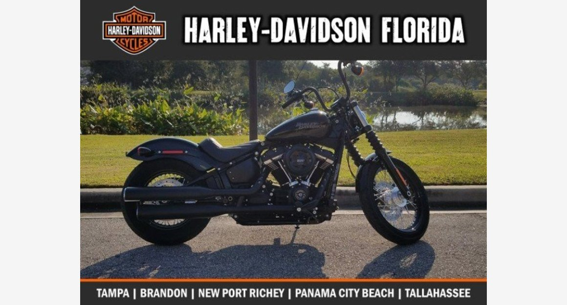 2018 Harley-Davidson Softail Street Bob for sale 200523397