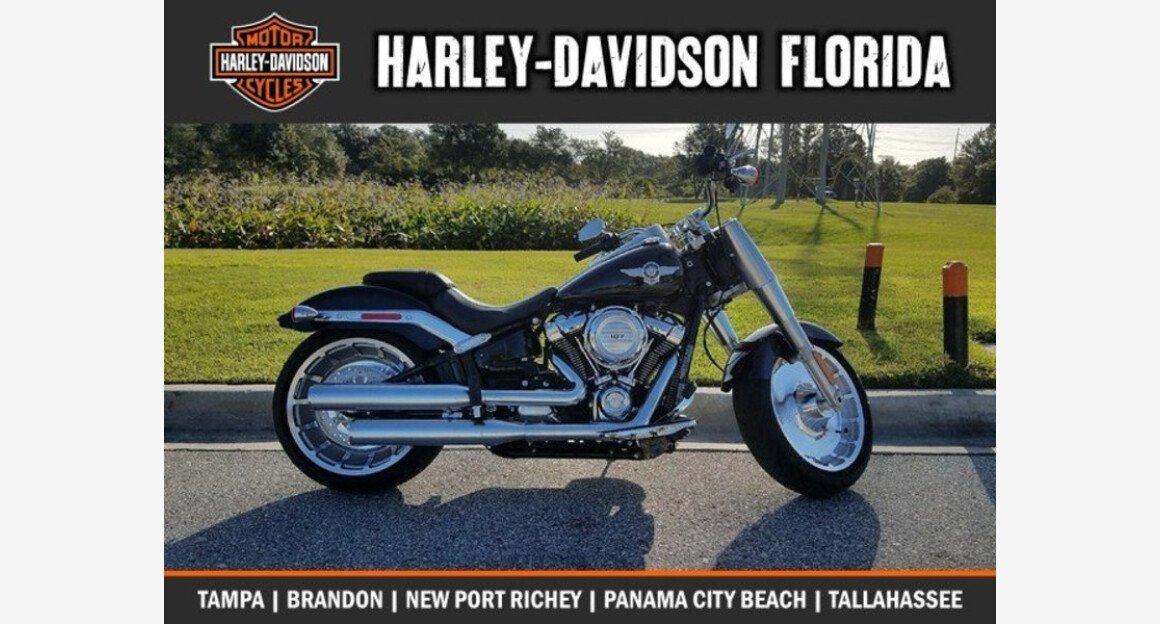 2018 Harley-Davidson Softail for sale 200523465