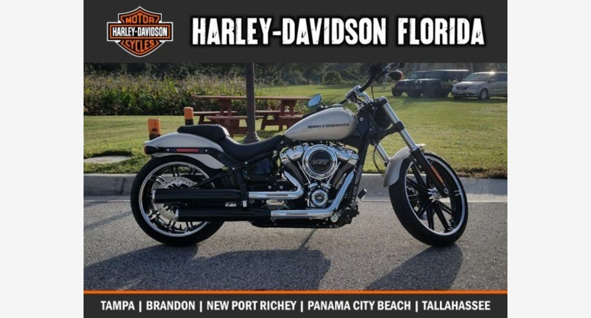 2018 Harley-Davidson Softail Breakout for sale 200523471