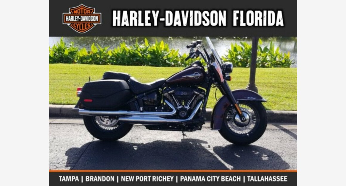 2018 Harley-Davidson Softail Heritage Classic 114 for sale 200591165