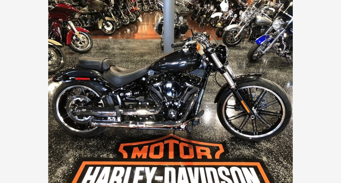 2018 Harley-Davidson Softail for sale 200592054