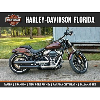 2018 Harley-Davidson Softail Breakout 114 for sale 200613112