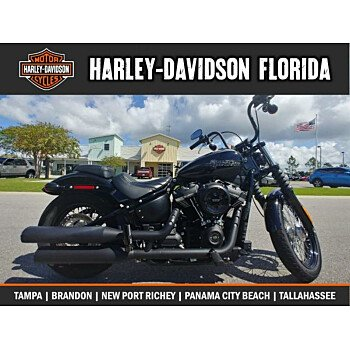 2018 Harley-Davidson Softail Street Bob for sale 200626654