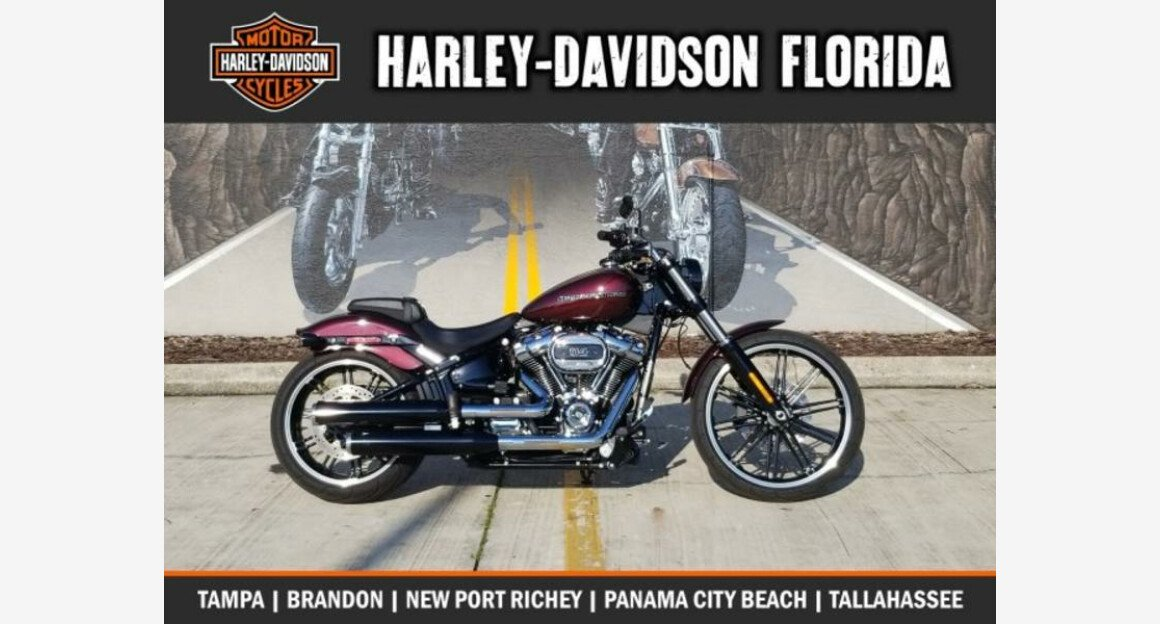2018 Harley-Davidson Softail Breakout 114 for sale 200629452