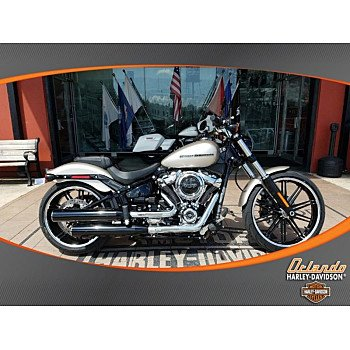 2018 Harley-Davidson Softail for sale 200637745