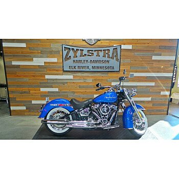 2018 Harley-Davidson Softail for sale 200643568