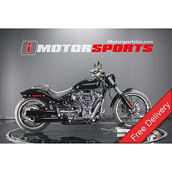 2018 Harley-Davidson Softail Breakout 114 for sale 200697802